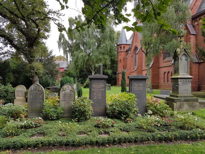 Friedhof Lübeck