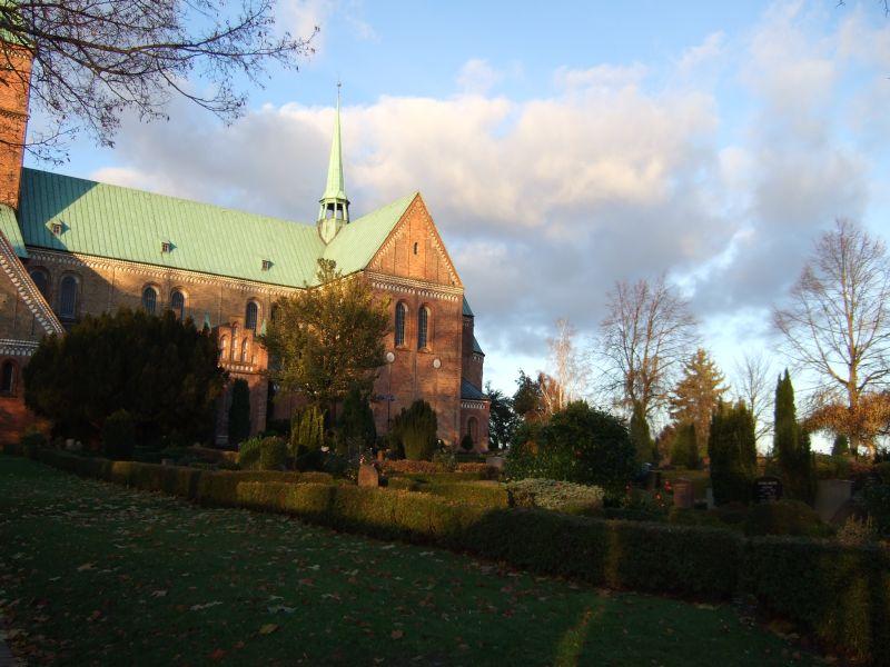 Domfriedhof Schleswig